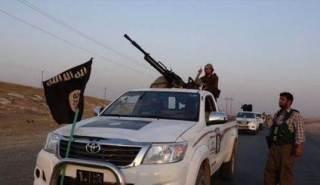 Milisi bersenjata ISIS (islammemo.cc)