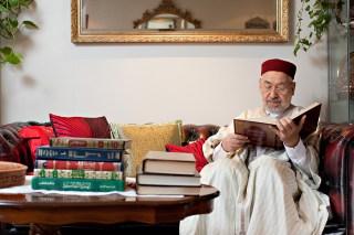 Pemikir Islam asal Tunisia, Syaikh Rasyid Al-Ganousyi (tunisienews.blogspot.com)