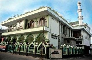 Masjid Jogokariyan. (rindumasjidku.blogspot.com)