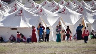 Kamp pengungsi Suriah di Turki. (dogruhaberarapca.com)