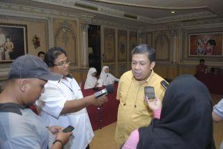 Wakil Ketua DPR RI, Fahri Hamzah. (pks.or.id)
