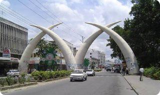Mombasa, kota terbesar kedua Kenya setelah Nairobi (huriasafaris.com)
