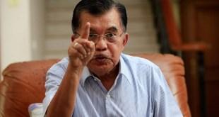 Wakil Presiden RI, Jusuf Kalla. (tempo.co)