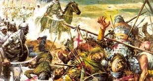 ilustrasi pertempuran (inet)