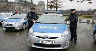 Polisi Jerman. (linkonlineworld.com)