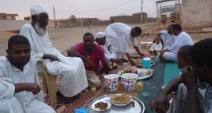 Fenomena berbuka puasa di masyarakat Sudan.