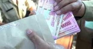(inet).  Pemerintah menghapus anggaran kenaikan gaji untuk PNS pada RAPBN 2016.  (pemerintah.net)