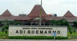 Bandara Adi Soemarmo, Solo. (