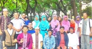 Silaturahim Forum Mahasiswa Muslim Taiwan. (Umam/FORMMIT)