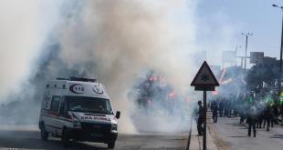 Serangan bom bunuh diri di Turki. (sky news)