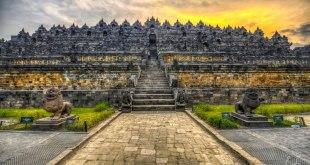 Ilustrasi - Candi Borobudur. (komunikasi.fisip.undip.ac.id)