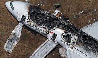 Pesawat Rusia jatuh di Mesir. (almaghribtoday.net)