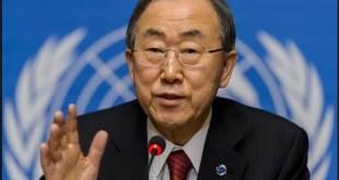 Sekjen PBB, Ban Ki Moon (islammemo.cc)