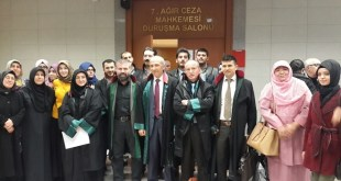 Advokat Indonesia Bersama Lawyer Turki (spesial)