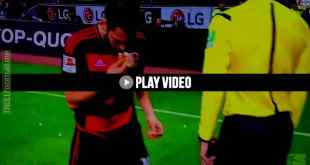Aksi simpatik Hakan Calhanoglu (trollfootball.me)