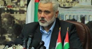 Mantan PM. Palestina Ismail Haniyah. (mirajnews.com)