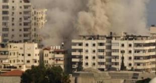 Jalur Gaza hancur lebur diagresi Zionis Israel beberapa tahun lalu. (egyptwindow.net)