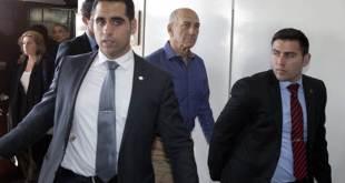Mantan PM.Zionis Israel dijebloskan kedalam penjara. (islammemo.cc)