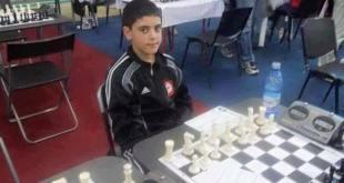 Muhamad Humaidah (10), pecatur internasional berkebangsaan Tunisia. (FB KNRP)