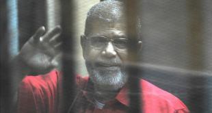 Presiden Muhammad Mursi (aa.com.tr)