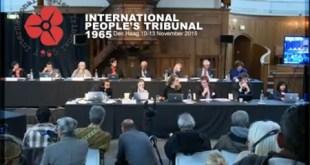 Pengadilan Rakyat Internasional (International People's Tribunal/IPT) terkait kasus 1965-1966. (kini.co.id)