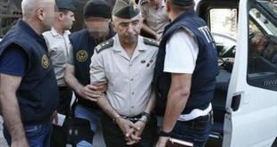 Pejabat militer yang dipencat dan mencari suaka ke Amerika. (media-alsharq.com)