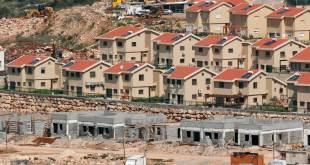 Israel terus membangun pemukiman Yahudi di atas tanah Palestina. (islamtoday.net)