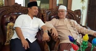 KH Muh. Amin Noer bersama Sa'duddin