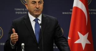 Menlu Turki, Mevlut Cavusoglu (aljarida.com)