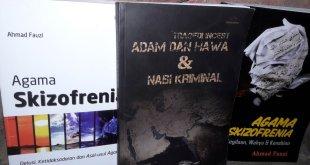 Beberapa buku yang pernah ditulis Ahmad Fauzi. (twitter.com/samarra79)