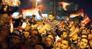 Demonstrasi kecil terjadi menjelasang aksi besar tanggal 11/11/2016. (egyptwindownet)