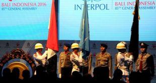 SIdang Umum Interpol di Bali. (alqudspress.com)