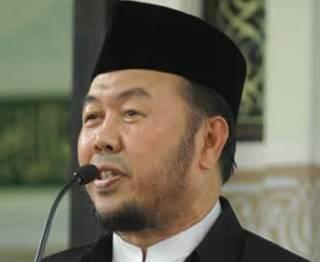 Ketua Umum Baznas, Didin Hafidhuddin (RoL)