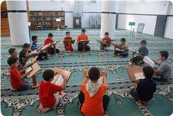 penghafal Al-Qur'an anak Palestina