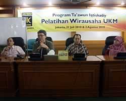 Program Taawun Iqtishody PKS Jakarta (Rilis)