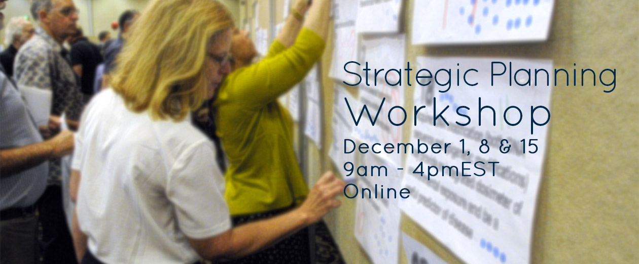 Strategic Planning Workshop - December 2017