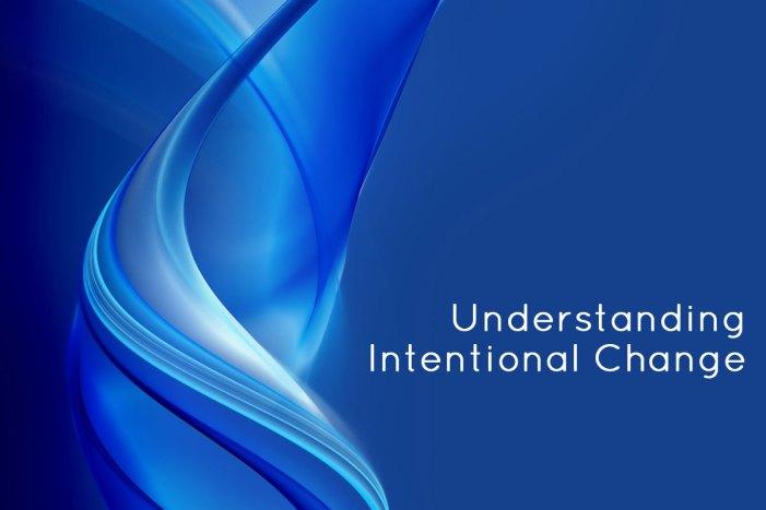 Understanding Intentional Change