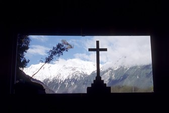 Altar view, St James Anglican Church