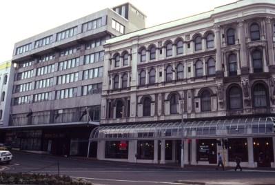 The Southern Cross Hotel, Dunedin