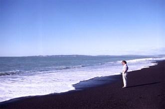 Laura at Hawke's Bay