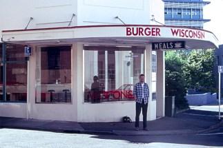 Burger Wisconsin, Napier