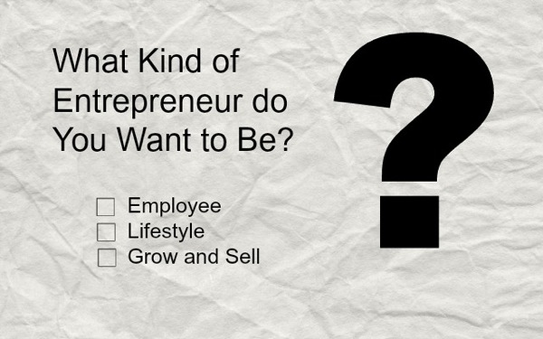 What kind of an entrepreneur are you?