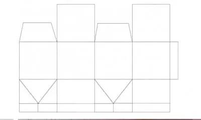 cómo hacer cajas para navidad dale detalles