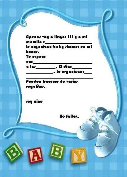 A7814d632 Invitaciones Originales Para Baby Shower Dale