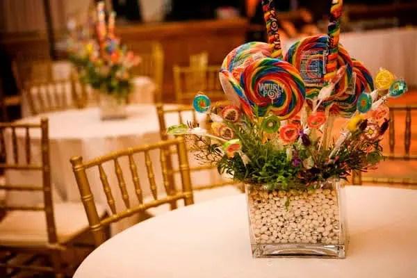 centro de mesa con dulces1