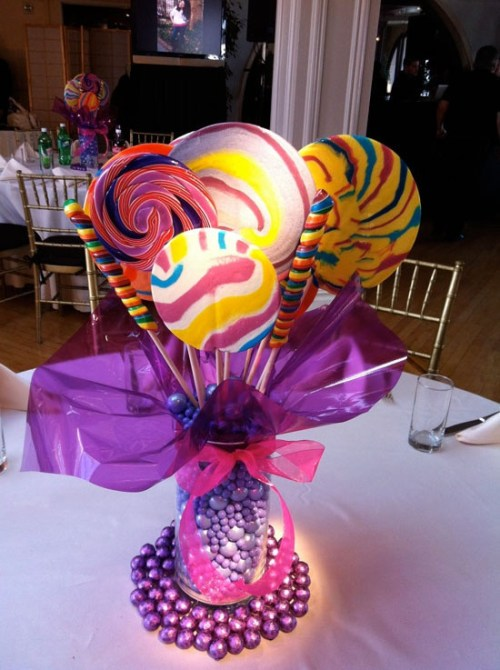 centro de mesa con dulces4