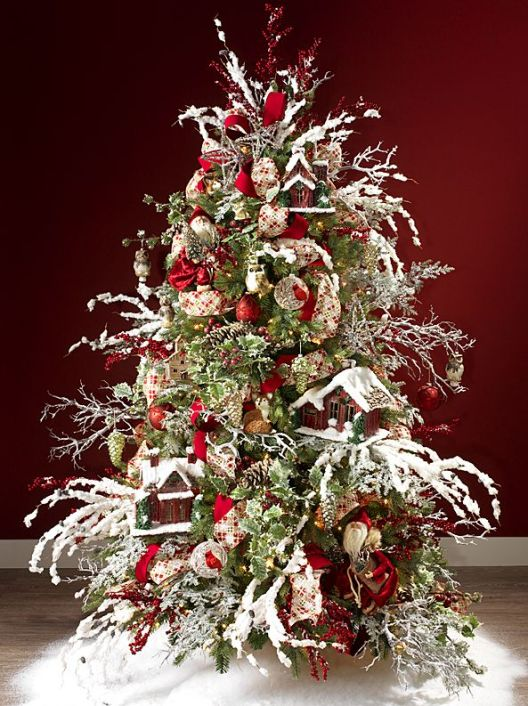 2014 Woods Tree by RAZ Imports