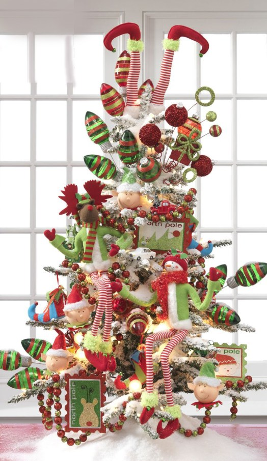 RAZ Christmas Tree