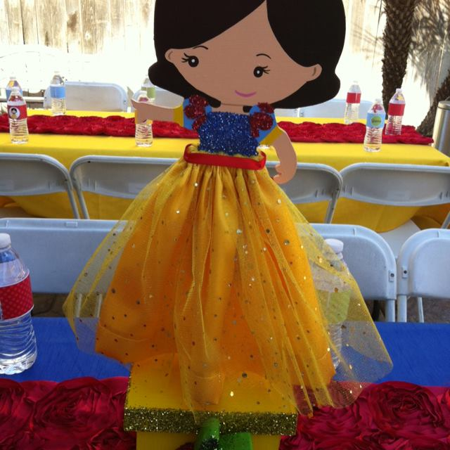 Blanca Nieves Fiesta Infantil Dale Detalles