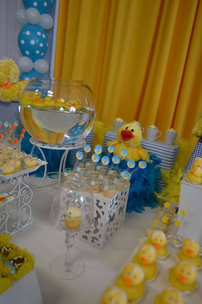 Baby Shower Patitos de hule Dale Detalles